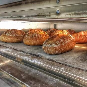 3 PANI DIVERSI (1 BIO) - CESTO di 3 tipi di pane con lievito madre da 860 gr cad. - Sconto 10%